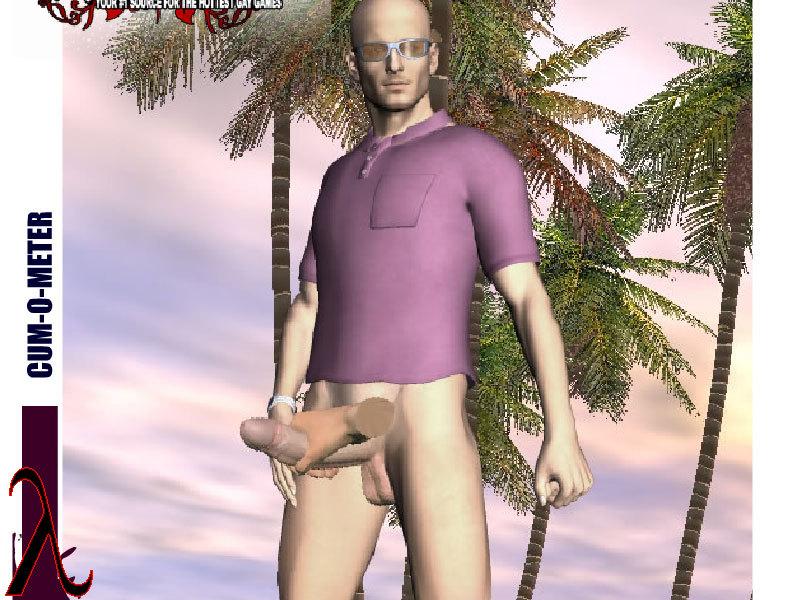 Jeu de sexe gay virtuel