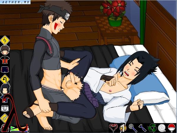 Gay Hentai Sex Games