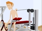 Sex foto of the Douchebag Workout on gay sex games