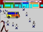 Sex foto of the Gay Bus on gay sex games