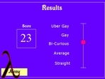 The sex pic of Gay Test 2 at the gay sex games